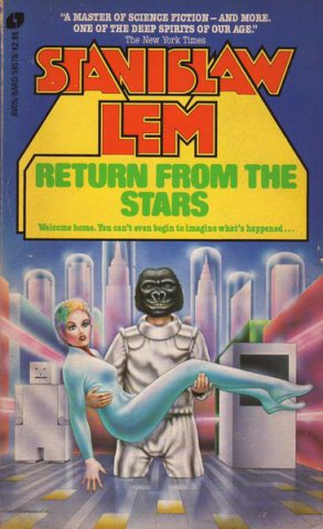 Return from the Stars English Avon 1982