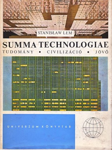 Summa Technologiae Hungarian Kossuth 1972
